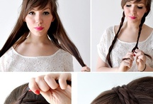 BEAUTY Hair / by Brittany H