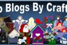 Top Blogs By Crafters / Some of the best blogs by some of the best artists and crafters on the web.