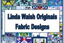 My Custom Fabric Designs / I fell in love with fabric designing this year and have been designing custom fabric ever since.  I hope you like my custom fabric designs.