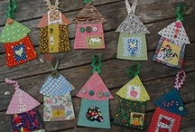 Adorable Ornament Creations / I just LOVE ornaments.  Here's some of my favorites.