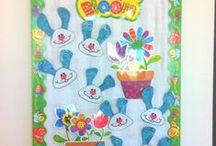 Spring-preschool / by Ronda Wicks