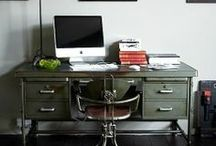office / by Lizmarieblog.com