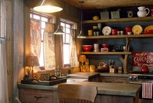 My Country Kitchen / by Stacy Amsberg