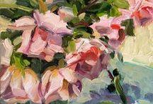 painting - resim / by mel. akca