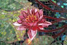 mosaic-vitray / by mel. akca