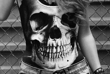 Trend - Skulls and Bones / by iconjane