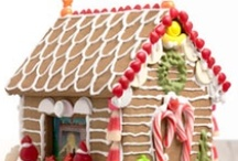 Gingerbread Houses & Tutorials, Video's, and How-To's For Making Gingerbread Houses / I have always loved making gingerbread houses.  The more elaborate the best. I hope you find the pictures, tutorials, video's and how-to's hgelpful in your gingerbread house creating.