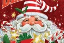 Here comes Santa! / by Karen Aris