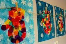 Preschool Winter Ideas / by Ronda Wicks