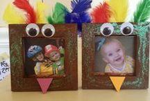 Preschool Thanksgiving / by Ronda Wicks