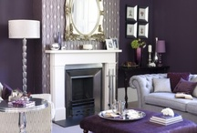 Purple Room and Home Decor Inspiration / Purple room inspiration, paint colors, trends ideas and fabrics. You'll also find DIY furniture and home decor tutorials, and craft and sewing how-tos.  / by OnlineFabricStore