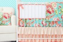 Nursery Decor Inspiration / by OnlineFabricStore