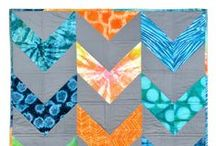 Quilting Projects & Tutorials / Highlighting beautiful, creative quilts and fabric by Joel Dewberry, Amy Butler, Moda, Michael Miller and more.