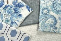 Portfolio Fabric / Portfolio fabric in a range of colors and patterns. Can be used for anything decor including designer drapery and upholstery.