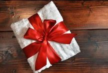 Handmade Gifts and DIY projects / Handmade gift ideas and DIY sewing and crafting tutorials for the holidays, Christmas, birthdays and special occasions.