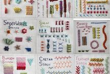 Stitch....&......Craftiness / I want to make these things when there is time. / by Clare Hanny
