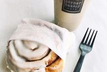 coffee shops. / by Catherine Janz