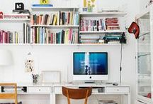 Dwell: office / by Meredith Morrow