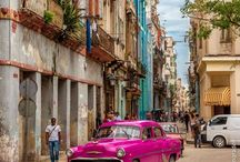 Cuba / Hope to visit someday to see where my grandparents came from.  / by alanna kalter