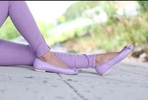 CUTE AND DRESSY FLATS & SANDALS / by My curves and curls