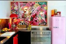 Decoration - Bohemian Living / Bohemian home deco