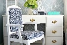 Upholstery Inspiration / Featuring awesome upholstery projects and fabric / by OnlineFabricStore