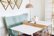 HOME DECOR: DINNING ROOM
