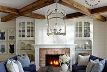Home Décor or Decorating Ideas / Great place to get ideas, color and better yet inspiration