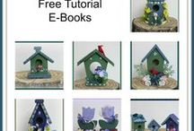 Crafts Tutorials, Video's, Patterns, How-To's, Articles and Tutorial Websites / I LOVE arts and crafts tutorials, articles, and how-to's websites and have found many, many tutorials and tutorial websites online that offer fabulous tutorials, articles, and how-to's.  Here's a few I've found.