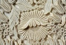 Beautiful Lace Creations Through The Ages and The Victorian Era / I have been in love with lace creations ever since I was little.  I tried to learn tatting but just couldn't get the knack of it.  Love to look at beautiful lace creations.  Wish I could make them.