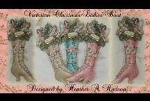 Victorian Doll & Craft Tutorials, Shabby Chic & Vintage Tutorials, Video's, Projects and How-To's / I just LOVE everything and anything Victorian, Vintage, Shabby Chic or Cottage.  I especially love watching video's,  reading tutorials, patterns, articles, and how-to's on making Victorian dolls & crafts. I hope you like some of the ones I've found.