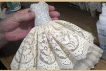 Dress Form Tutorials, Video's and How-To's / I just LOVE dress forms of every style, shape, and size and want to make so many of them. When I do I hope these tutorials, video's and how-to's will help me create beautiful dress forms.