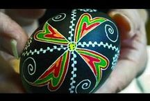 Egg Art & Egg Art Tutorials, Video's and How-To's / Decorative egg art looks like it would be so much fun.  I would love to learn how to do this.   If you would, too maybe pictures of or perhaps these tutorials, video's and how-to's would be helpful.