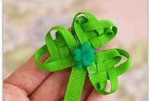 St. Patrick's Day Craft Tutorials, Video's, Patterns and How-To's / St. Patrick's Day is always a fun holiday.  I hope you enjoy some of the St. Patrick's Day crafts tutorials, video's and how-to's I have found.