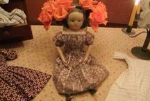 Reproduction Doll Tutorials, Video's, Patterns, and How-To's / I just LOVE reproduction art dolls and would love to make one.  When I do I hope these tutorials, patterns, articles, projects, and how-to's will be helpful. / by Linda Walsh