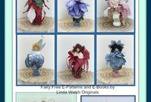 Fairy,Gnome & Bendy Tutorials, Video's, Patterns and How-To's / I just love making fairies, gnomes, and Bendy's.   If you do, too and would like to learn how to make them I hope you find the tutorials, patterns, articles, projects, and how-to's helpful.