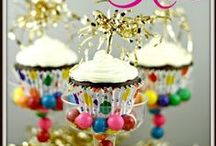 New Year's Eve / Fun party and recipe ideas for your NYE celebrations!