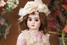 Victorian (Vintage) Dolls / I just LOVE everything and anything to do with the Victorian Era and especially love seeing vintage Victorian Dolls.  I can look at beautiful vintage Victorian doll pictures for hours on end.  Here's a few of my favorites.