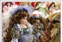 Collectible Dolls and Doll Collections / If you love dolls, you collect dolls, and have one if not several different kind of doll collections.   Whatever kind of doll collection you have it's an enjoyable hobby.  Happy doll collecting.