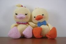 Amigurumi Tutorials, Patterns, Video's and How-To's / I just LOVE all sorts of crafts and would love to try just about any kind of craft. One craft that I could never master was crochet.  I'd love to learn how to Amigurumi animals and dolls.  If I ever do maybe these tutorials, video's, patterns and how-to's will help.
