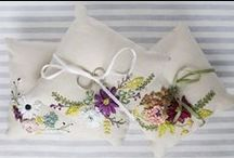 Creative Embroidery Designers and Creative Embroidery Creations / I just love creative embroidery. These are some of my favorite creative embroidery designers and creative embroidery creations.
