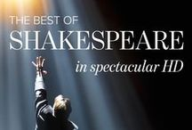 Stratford HD / Experience the best of #Shakespeare in spectacular HD! For locations and screening dates, visit: Stratfordfestival.ca/HD