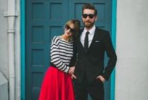 Engagement Style Inspiration / Have an upcoming engagement shoot?  Get your inspiration here and then come into the shop to let us style you.  <3