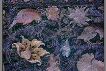 Historic Needlework Through The Ages / How can you not be in awe of beautiful needlework tapestries, furniture, samplers, and home decor items.  I can;t umagine how long it took to embroider some of these pieces. Wow!
