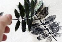 Criando estampas e texturas