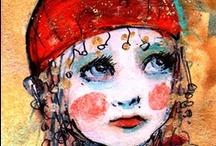 Crafty - Art Journal Inspiration