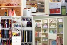 Organize - Closets