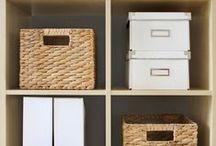 organization. / by Julie West