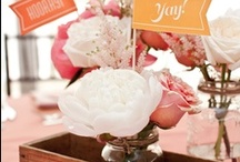 Wedding Decor ideas / by Sarah Livingston