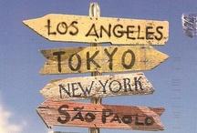Viajes - Travel / ¿Te vienes de viaje con nosotras? ¡Vamos a conocer el mundo!